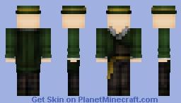 [FantasyRP] Goldmiser Mobster Minecraft Skin
