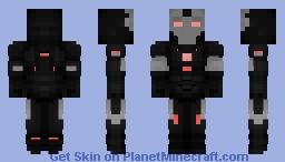 Iron Man Mk XVI | MCU Minecraft Skin