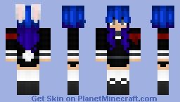 fizi being myself o-o Minecraft Skin