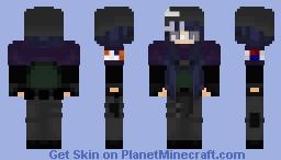 Rainbow six siege Dokkaebi (R6) Minecraft Skin