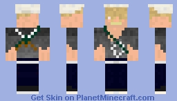 A guy by the end of the pandemic Minecraft Skin