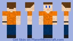 (For Skin Contest) Me In Real Life Minecraft Skin