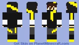 BananaIkonik Minecraft Skin