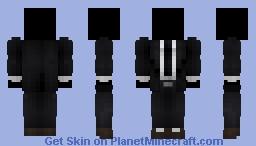Business Suit Custom Minecraft Skin