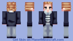 Rick Roll (CE) Minecraft Skin