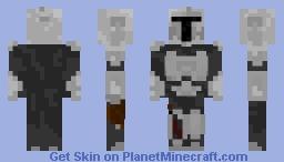 The Mandalorian Disney Original Minecraft Skin