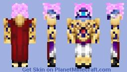 Lord Boros Minecraft Skin