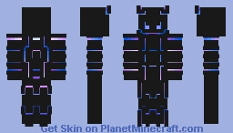 kroma-blue-violet Minecraft Skin
