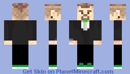 ArryBo Minecraft Skin