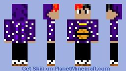 Holy Biscuit Minecraft Skin