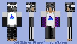 Resd's newest skin Minecraft Skin