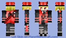 Redza Minecraft Skin