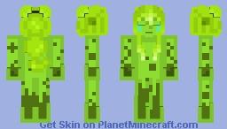 Chlorika Minecraft Skin