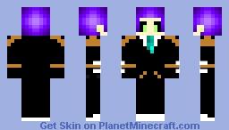 Prince Minecraft Skin