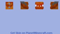 PROTETOR Minecraft Skin