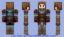 Male mercenary Minecraft Skin