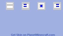 343 Guilty Spark (halo 1) Minecraft Skin