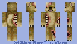 Popular Skin : Zombie doge