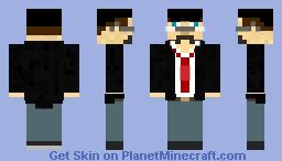 Doug Walker Nostalgia Critic Minecraft Skin