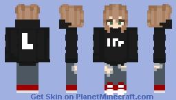 Quackity Hoodie Minecraft Skin