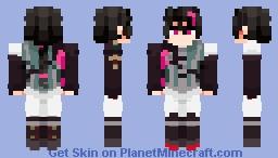 Ren | RWBY Minecraft Skin