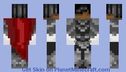Crogoze's skin Minecraft Skin