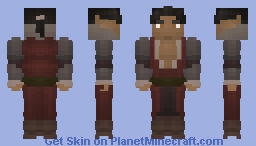 Commission #3 Minecraft Skin