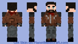 My First Skin | Re-Worked | New Personal Skin Minecraft Skin