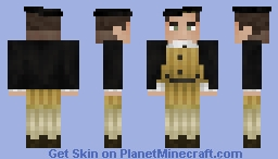 Spanish Prince Minecraft Skin