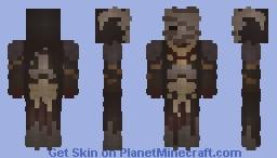 Tribal Seer ⚘ Minecraft Skin