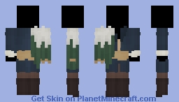 [LOTC] [Free To Use] Fern Minecraft Skin