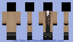[LOTC] [Commission] Colonial Trench Coat Minecraft Skin