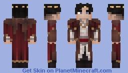 Ruskan Prince [LOTC] Minecraft Skin