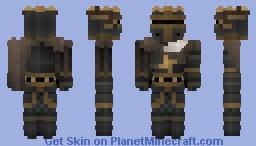 Splendacious Knight [LOTC] Minecraft Skin