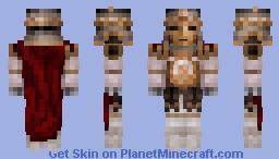 𝐑𝐞𝐬𝐭𝐢𝐭𝐮𝐭𝐨𝐫  𝐎𝐫𝐛𝐢𝐬 - 𝐄𝐦𝐩𝐞𝐫𝐨𝐫 𝐀𝐮𝐫𝐞𝐥𝐢𝐚𝐧 Minecraft Skin