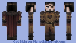 Ruthern Knight [LOTC] Minecraft Skin