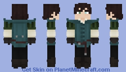 Louvel {HW} Minecraft Skin