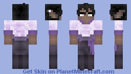 A Simple Outfit -- DO NOT USE Minecraft Skin