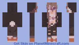 ☄️ odin ❥ oc Minecraft Skin
