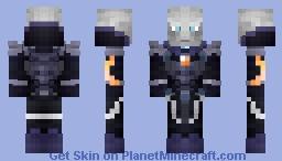 The Anti-Monitor (CW's Crisis) Minecraft Skin