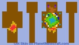 wild my skin Minecraft Skin