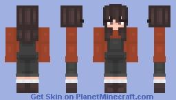 idek man Minecraft Skin