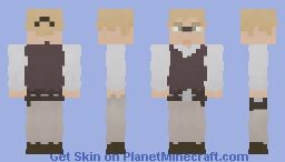 Neat Looking Dude [Lord of the Craft] Minecraft Skin
