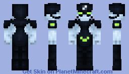 Ditto - Ben 10 Minecraft Skin