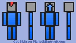 Knight - Off the Sticks Minecraft Skin
