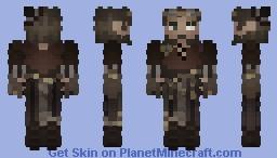 [LOTC (Nov. BOTA)] Steampunk Submission - ⚙ 𝙲𝚕𝚘𝚌𝚔𝚠𝚘𝚛𝚔 𝙷𝚎𝚗𝚌𝚑𝚖𝚊𝚗 ⚙ Minecraft Skin