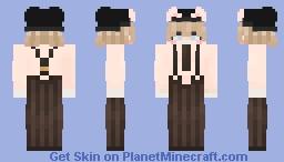 Jazzy Soft Boy Minecraft Skin