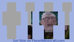 Theres no such thing as a Snipe (Java) Minecraft Skin