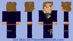 Quentin Coldwater Minecraft Skin
