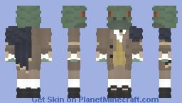[LoTC] Wonky Slush Minecraft Skin